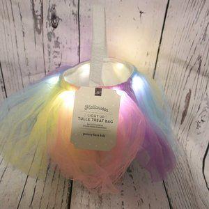 Pottery Barn Kids Rainbow Tulle Light-up Bag